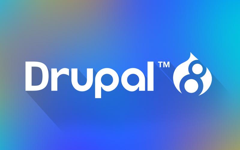 Logo Drupal CMS