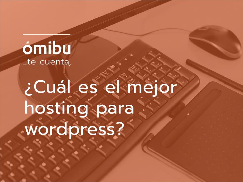 portada del artículo ¿Cuál es el mejor hosting para wordpress?