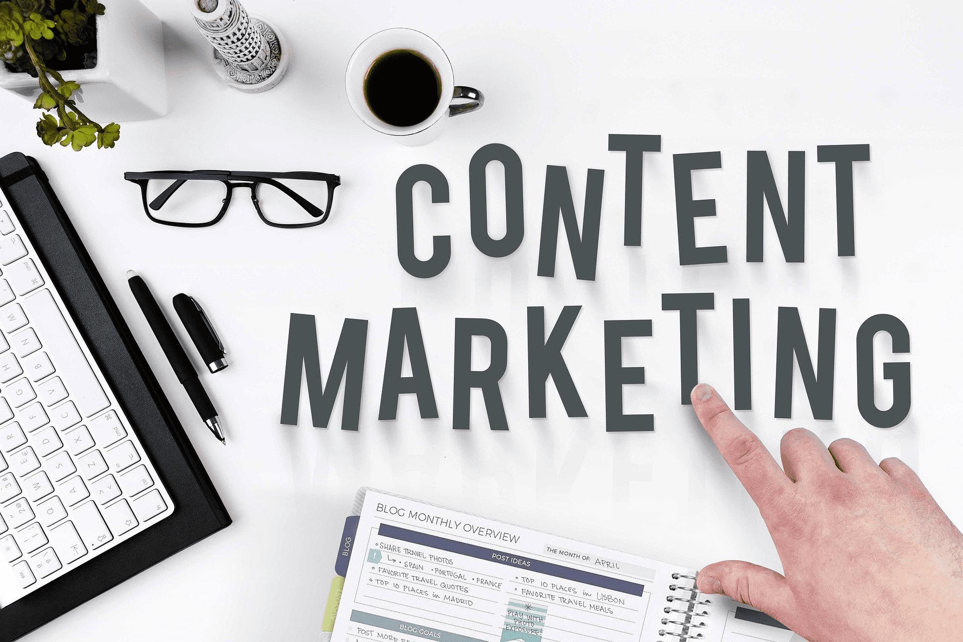 Content marketing.
